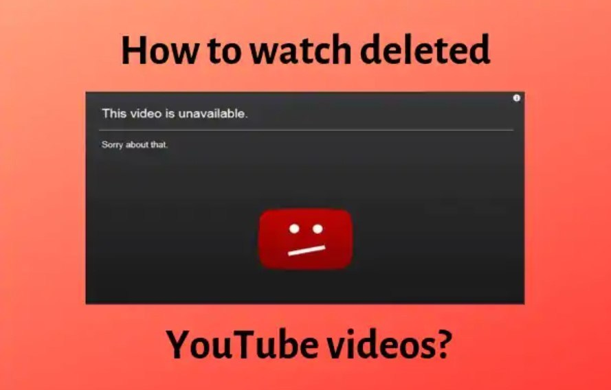 How To Watch Deleted Youtube Videos Subscriber And Views Count, Latest  Youtube Videos