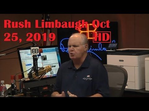 Rush Limbaugh Free Podcast Youtube Subscriber And Views Count, Latest Youtube Videos