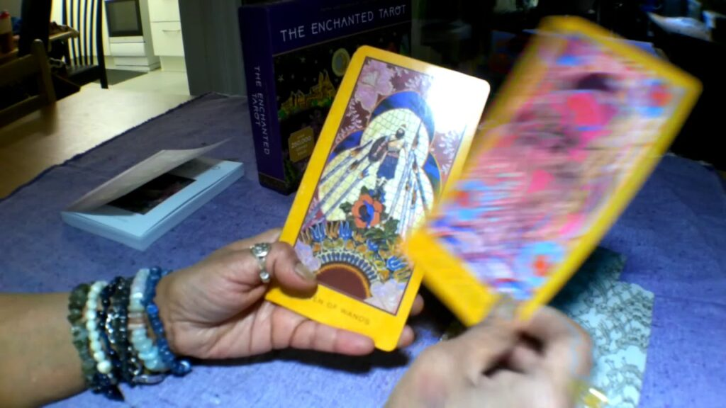 Enchanted Tarot Youtube Subscriber And Views Count, Latest  Youtube Videos